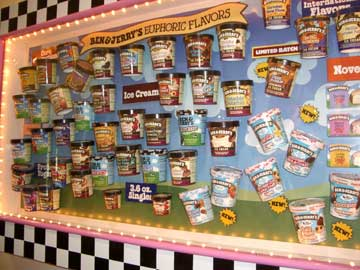 ben and jerry factory